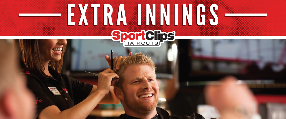 The Sport Clips Haircuts of Parker - Cottonwood Drive Extra Innings Offerings