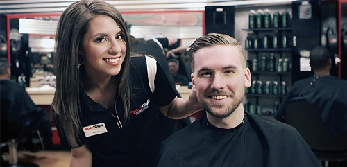 Sport Clips Haircuts of Parker - Cottonwood Drive stylist hair cut